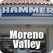 Moreno Valley Hammer Office